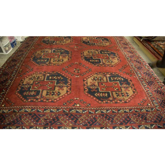 Image of Afghan rug for sale in Minneapolis