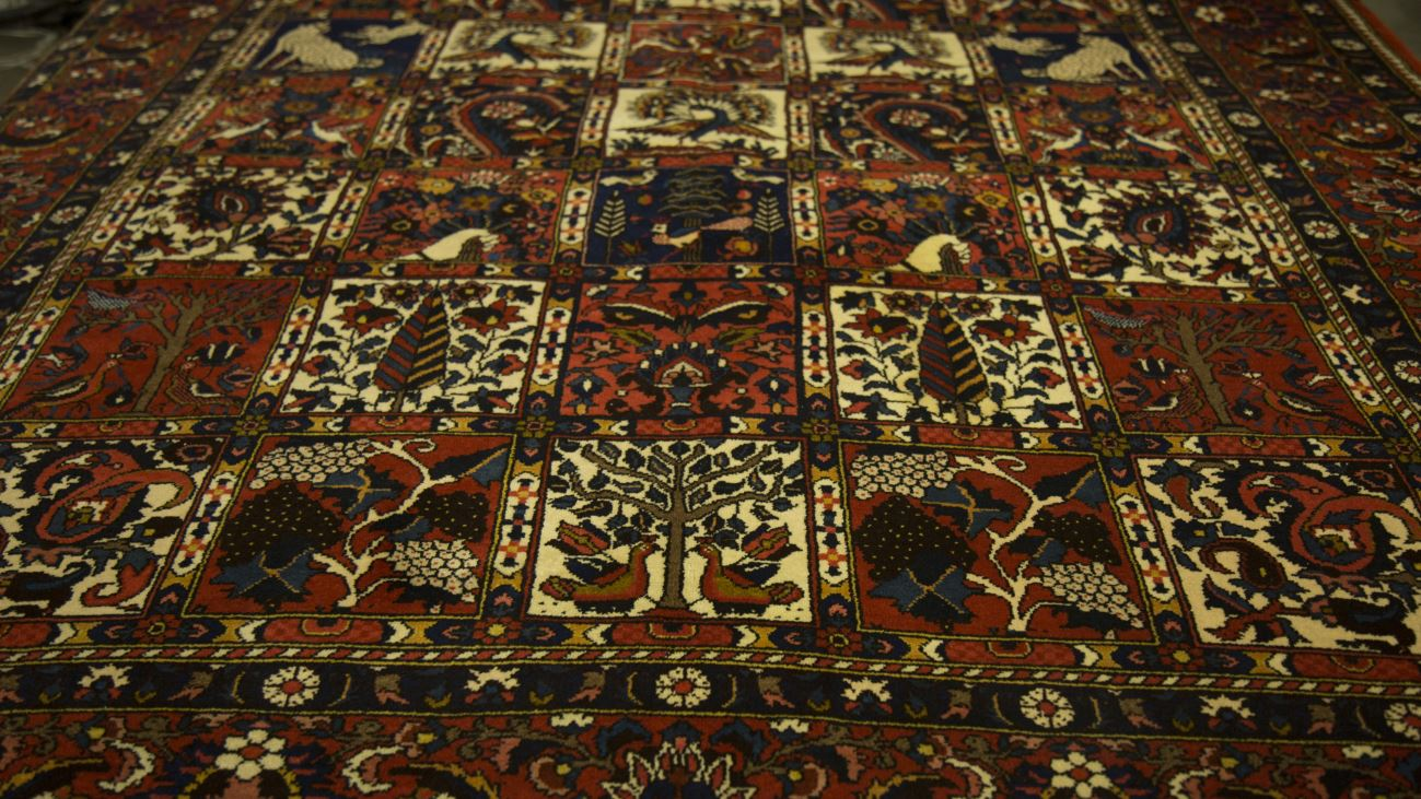 Image Of Bakhtian Rug For Sale In Minneapolis