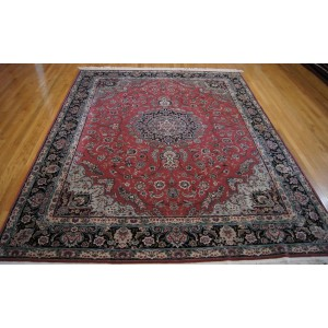 160 New 8x10 Foot Hand-Knotted Oriental Rug,