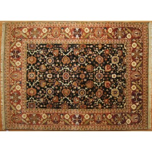145 New 9x12 Foot Hand-Knotted Oriental Rug,