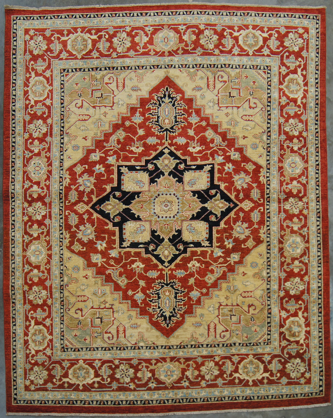 148 New 8x10 Foot Hand Knotted Oriental Rug