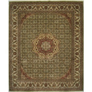 153 New 8x10 Foot Hand-Knotted Oriental Rug,