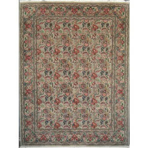 142 New 9x12 Foot Hand-Knotted Oriental Rug