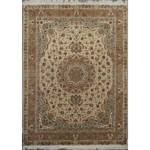 156 New 9x12 Foot Hand-Knotted Oriental Rug